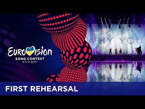 OG3NE - Lights And Shadows (The Netherlands) First rehearsal in Kyiv