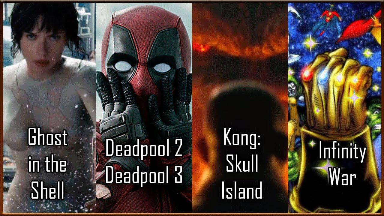Avengers: Infinity War Deadpool Trailer!   Cosmic Book News  Infinity War Dead Pool