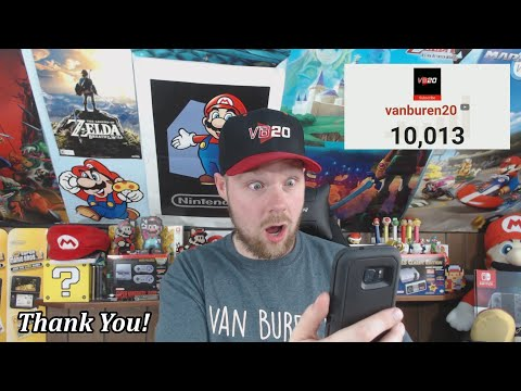 Thank You For 10,000 Subscribers! | Giveaway This Saturday