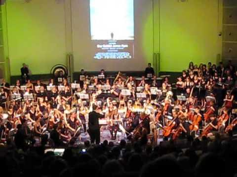 Studenten Orchester der TU Dortmund Konzert Filmmusik - Der Soldat James Ryan