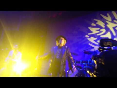 """I Wanna Be A Cowboy"" Nick Richards (Boys Don't Cry) live Lido Theater Newport Beach, CA 2/20/15"