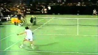 Final US Open 1978 - Jimmy Connors vs Björn Borg