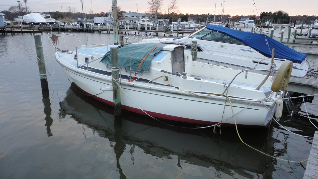 Westerly Centaur 26 A First Look At The Sailboat I Will Restore