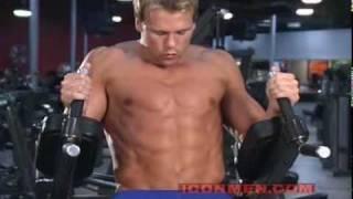 Icon Men: Rusty Jeffers (Body Workout)