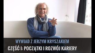O pracy aktora - rozmowa z Jerzym Kryszakiem