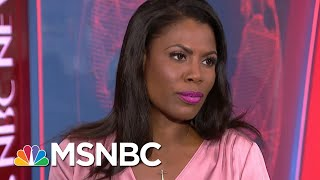 Omarosa Manigault: Trump Knew About Clinton Emails Before Wikileaks Release | The 11th Hour | MSNBC