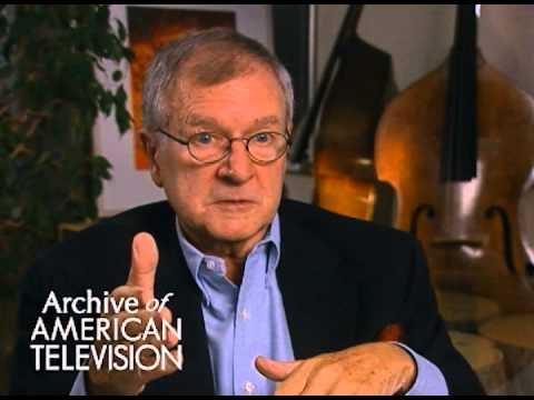 Bill Daily discusses his relationship with Bob Newhart  EMMYTVLEGENDS.ORG