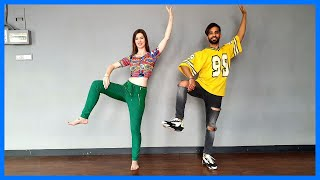GALLAN KARDI | Jawaani Jaaneman | Bhangra by Christine & Sahaj Singh | Jazzy B, Jyotica, Mumzy