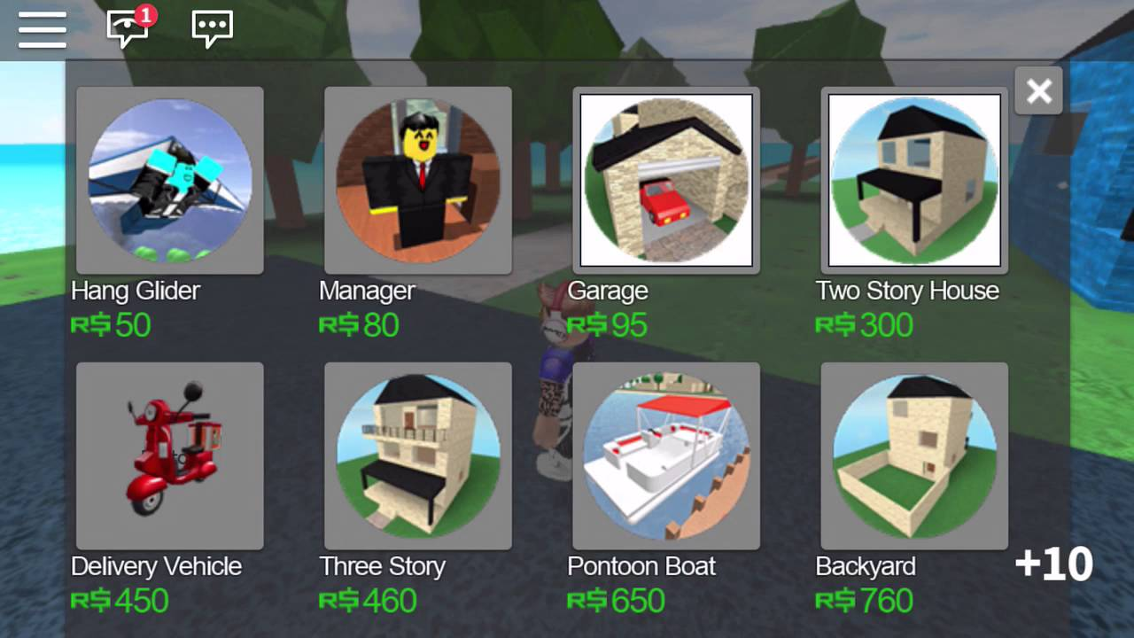Roblox Secret Island Work At A Pizza Place Youtube