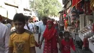 LIVE VIDEO of MATA CHINTPURNI JI Mandir at himachal pradesh