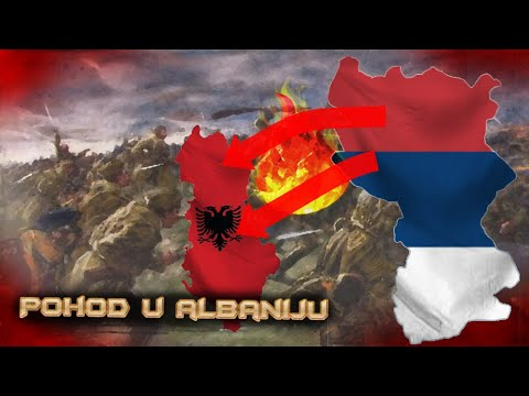Balkanski ratovi: Albanska operacija 1912. (DOKUMENTARAC)