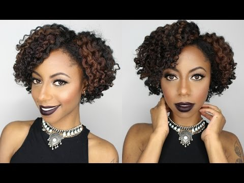How To Color/highlight Natural Hair At Home   Jessica Pettway