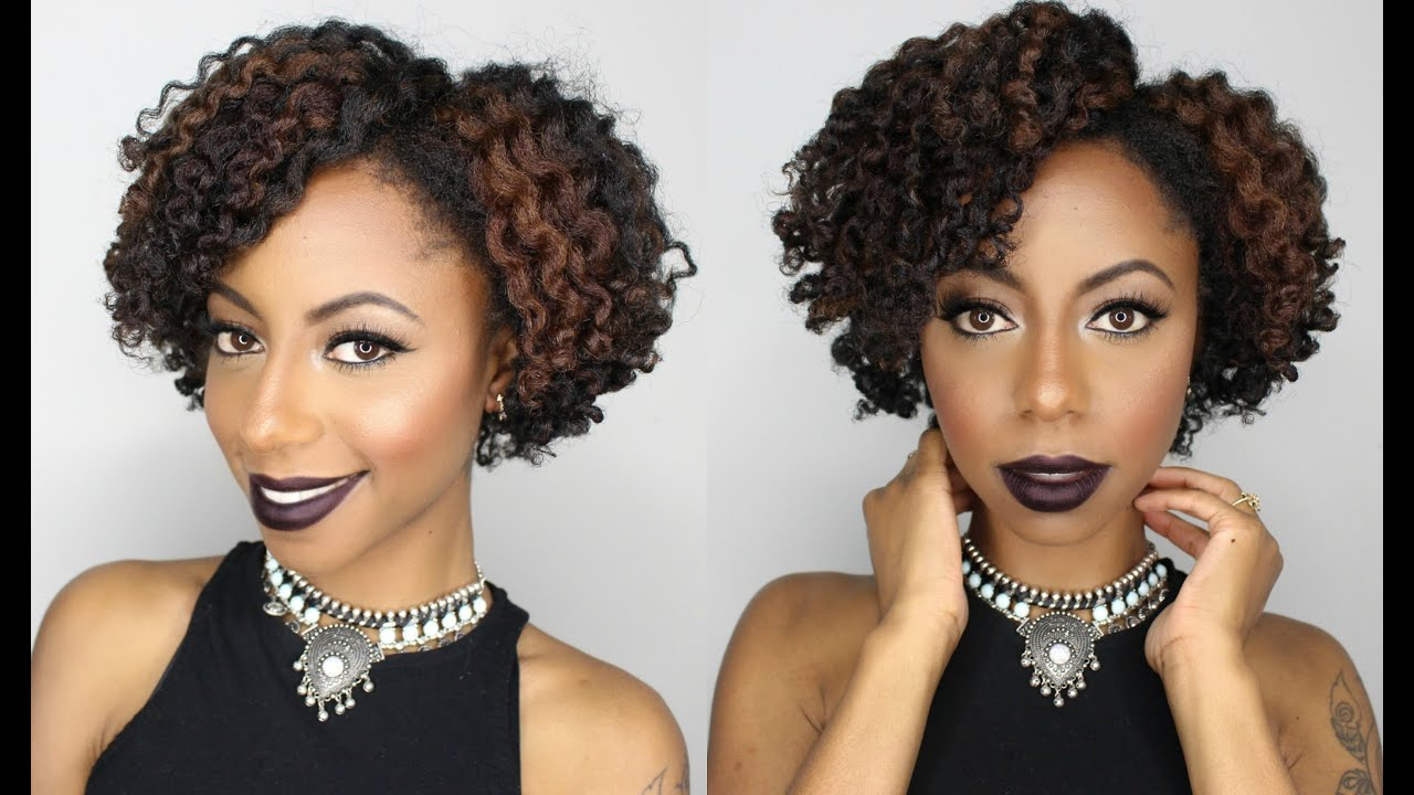 How To Color Highlight Natural Hair At Home Jessica Pettway