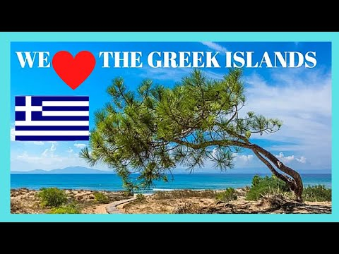 GREECE, the beautiful ISLAND of NAXOS (ΝΑΞΟΣ), the BEST BEACH to go to