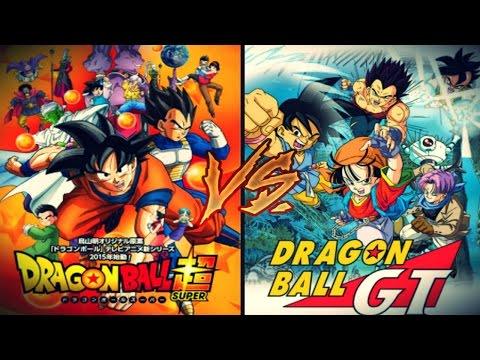 DragonBall Xenoverse 2 DBGT VS DBS [I SUCK] W/anejgx
