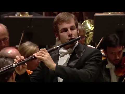 Mozart - Flute Concerto No. 1 in G major (K. 313)- Sébastian Jacot