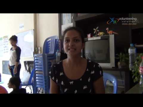Volunteer Review about Cambodia Orphanage program