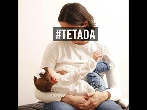 #Tetada Amamantar en público