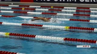 Women's 800m Free Fast Heat   2019 TYR Pro Swim Series - Bloomington