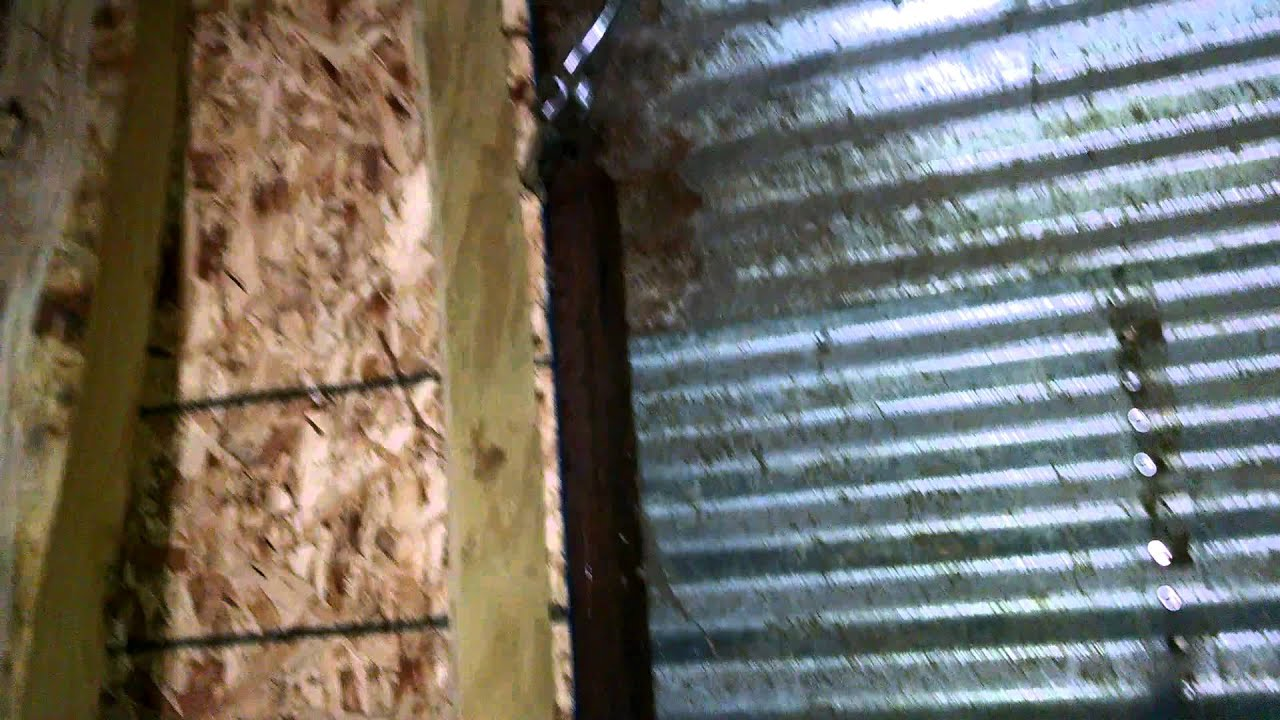 Grain Bin Home Grain Bin Silo House Build Part 8 Youtube