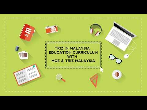 TRIZ in Malaysia Education Curriculum Standard | Ministry of