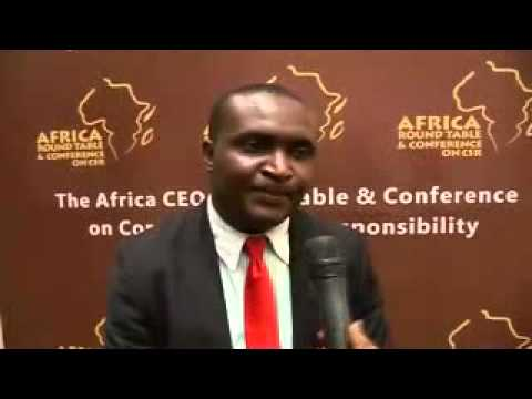 Bisala Bello Partnership & Reseach, Friends Of the Global Fund Africa  InterviewAR CSR 2011