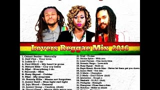 DJ KENNY LOVERS REGGAE MIX DEC 2016
