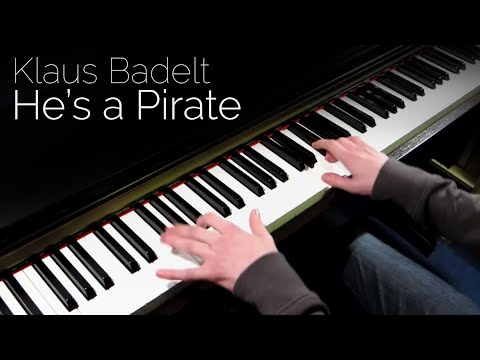 He's a Pirate - Pirates of the Caribbean Theme - Piano [HD]