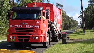 City Of Shoalhaven Garbage - Truck #510