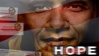 Obama Broken Promises, Climate Change + DARPA Robot Weapons thumbnail
