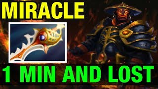 1 MIN WITH DIVINE - Miracle- Ember Spirit - Dota 2