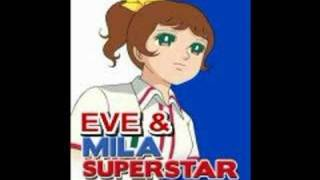 Mila & Eve - Superstar (Black Mix 2008) German Version