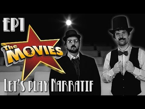 (LP Narratif) The Movies - Episode 1 - Et la lumière fut...