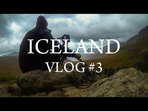 ICELAND TRAVEL BLOG VLOG #3