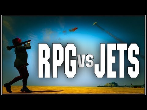 Jets & RPG ¥ Special for 500 sub ¥