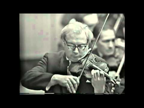 Istomin, Stern and Rose play Beethoven's Triple Concerto under Casals