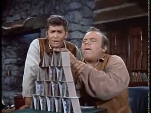 Bonanza -- Escape to Ponderosa (1960)