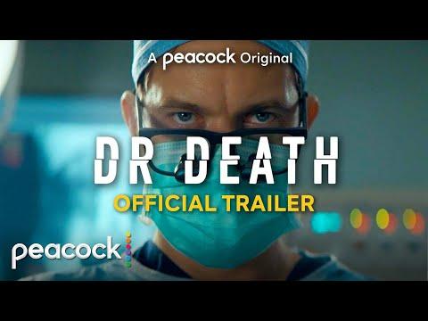Dr. Death | Official Trailer | Peacock Original