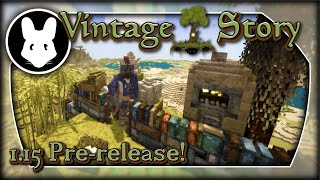 Ep4 Wintage Wednesday! 1.15 Pre3! Metal Age!