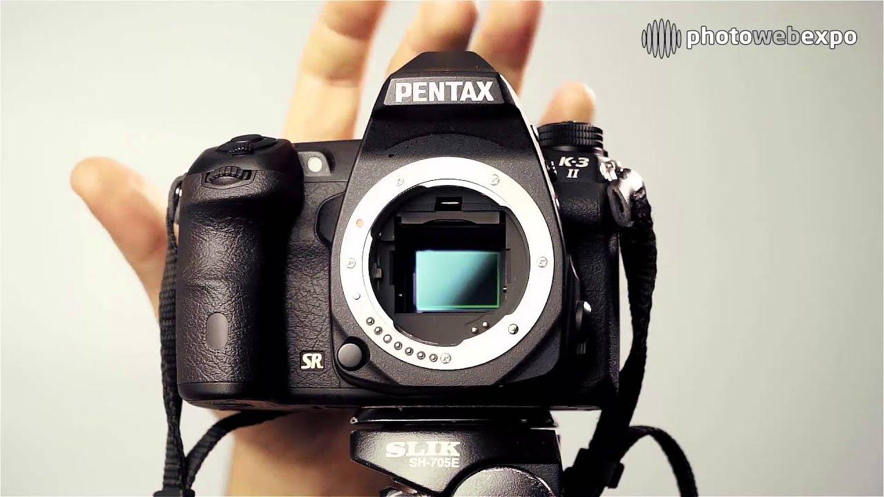 pentax k 30 мануальный объектив