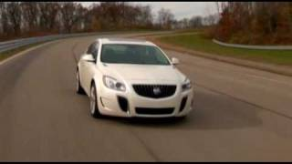 New Buick Regal GS / Turbocharged - (In/Out/Driving) in HD
