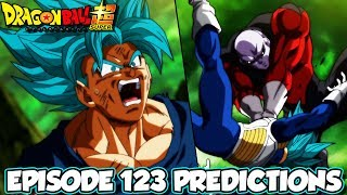 Dragon Ball Super Episode 123 Predictions! Body And Soul, Full Power Release! Goku And Vegeta!