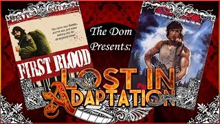 First blood, lost in adaptation ~ the dom