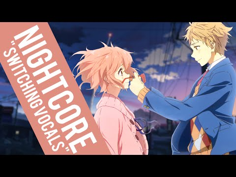 Nightcore | We Don't Talk Anymore (Switching Vocals)