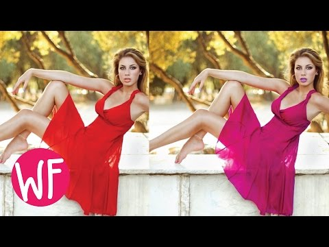 ... ] How To Change Color Of Clothes In Photoshop Tutorial For Beginners