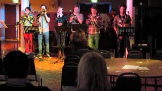 East Angles Brass Band feat. Louisa Maddison - Then There Was You