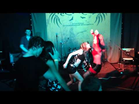 DJ Crow @ Kiev Kills: TYKVA Metal/Gothic Party (Full Video)