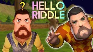 НОВЫЙ ПРИВЕТ СОСЕД 2 - Dark Riddle