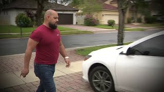 Uber driver taken for ride after being scammed out of money, job