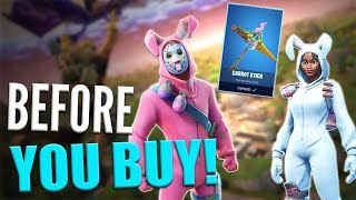 Bunny Brawler   Rabbit Raider   Carrot Stick - Before You Buy - Fortnite